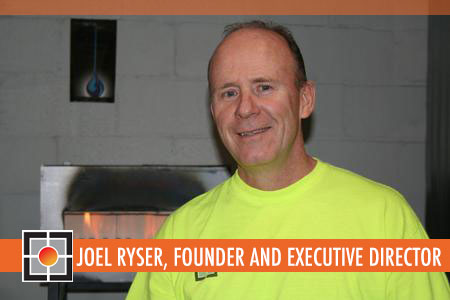Photo of Joel Ryser, Founder and Executive Director